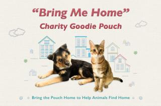 Bring Me home Charity Goodie Pouch 2017